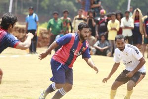 Barcantakkara Football Team KL 10 Patthu Aju Varghese