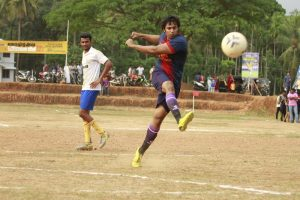 Barcantakkara Football Team KL 10 Patthu Unni Mukundan Shoots