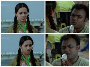 Bhavana Bijukkuttan Meme 1 Auto Chotta Mumbai Plain Memes Download