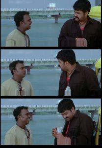 Bijukuttan Mohanlal Meme Chotta Mumbai Plain Memes Download