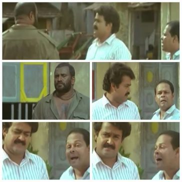 Mohanlal Innocent Vietnam Colony Plain Memes