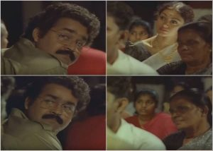 Mohanlal Shobhana Meme 3 Manichithrathazhu Movie Meme