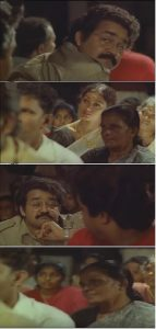 Mohanlal Shobhana Meme 2 Manichithrathazhu Movie Meme