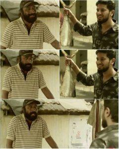 Parava Dulquer Salmaan Harisree Ashokan Meme Malayalam Movie Plain Memes