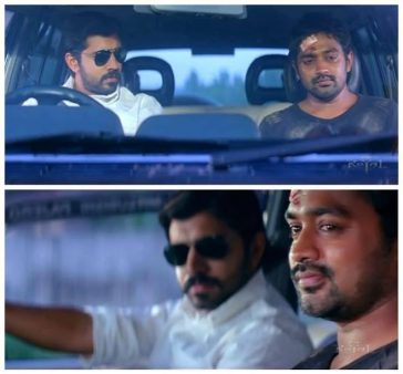 Traffic Speed Pediyundo Plain Meme Asif Ali - Nivin Pauly!