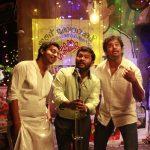 Unni Mukundan - Aju Varghese - Saiju Kurup Singing KL 10 Patthu Meme