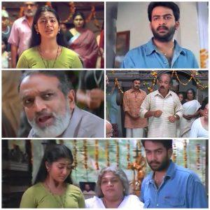 Navya Nair Kaviyoor Ponnamma Prithviraj Meme Nandanam Malayalam Movie Plain Memes