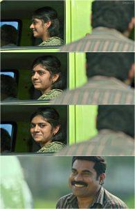 Suraj Venjaramood Nimisha Sajayan Bus Plain Meme Thondimuthalum Driksakshiyum Memes