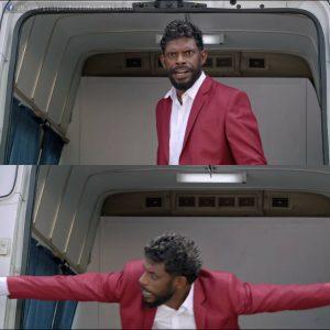 Oh Bloody Gramavaasees Vinayakan Aadu 2 Plain Meme