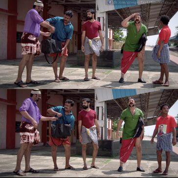 Shaji Pappan And Team ,Bhagath Manuel,Jayasurya ,Shaji Pappan,Harikrishn,Lolan,Saiju Kurup,Arakkal Abu,Vineeth Mohan,Kutta,Renji Panicker ,Thomas Paappan