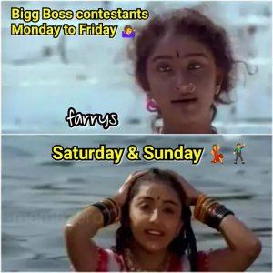 Costumes-Bigg-Boss-Malayalam