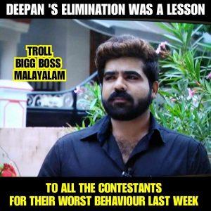 Deepan-Eliminated