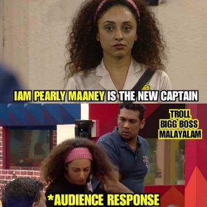 Pearley-Captain-Bigg-Boss