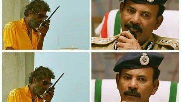 Major Ravi Plain Troll Memes from Action Hero Biju Download 3