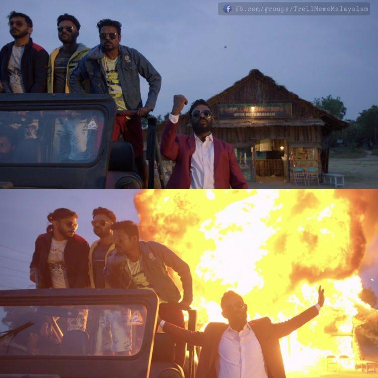 This Is My Entertainment Vinayakan , Nelson Aadu 2